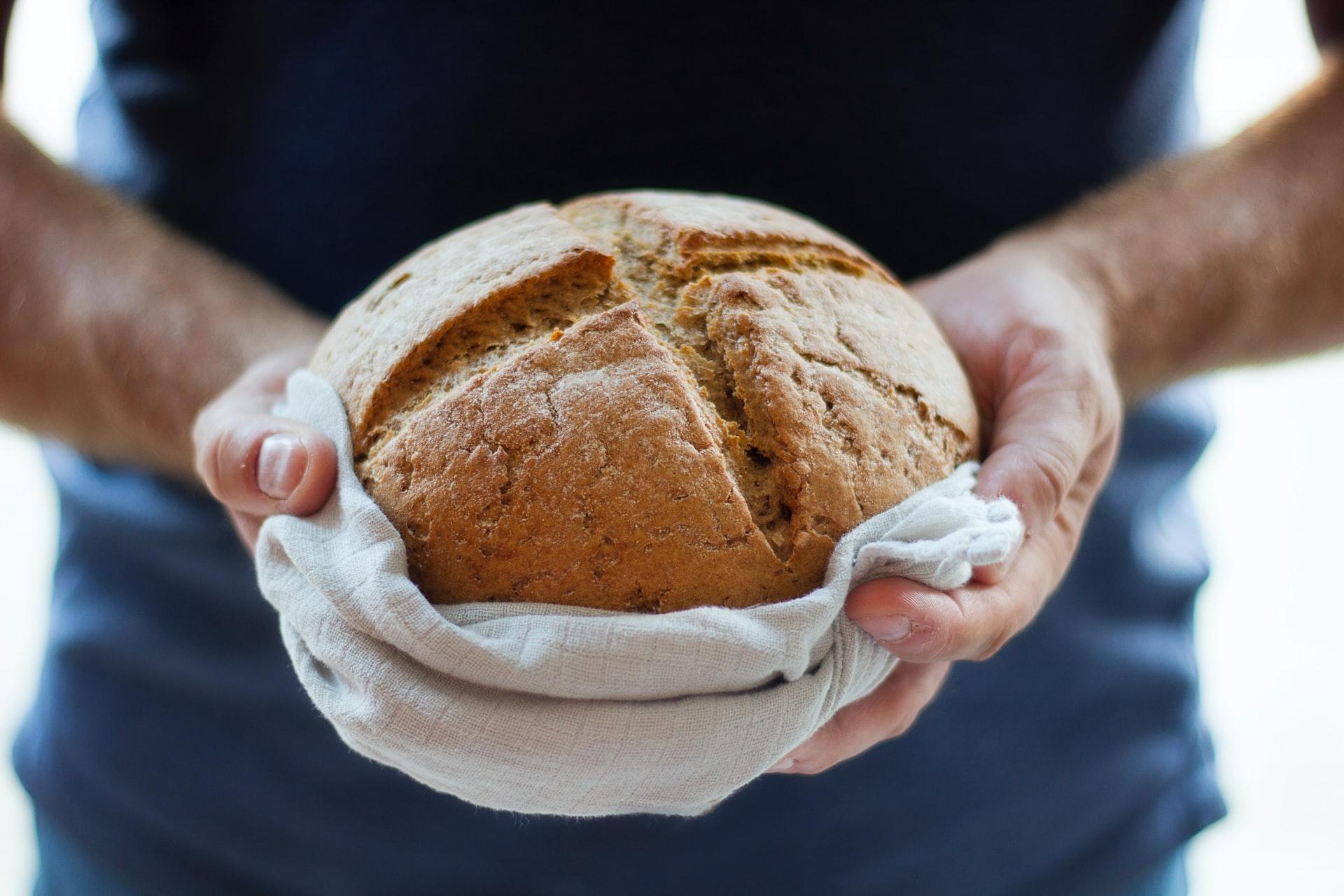 ricetta pane fatto in casa lievito madre